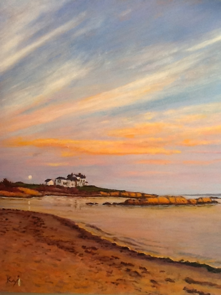 Gooseberry Beach, Newport, RI