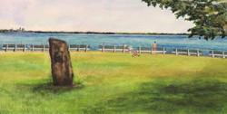 1950's Battery Park Newport RI