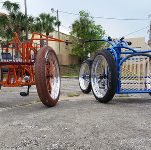 Reverse Tricycles