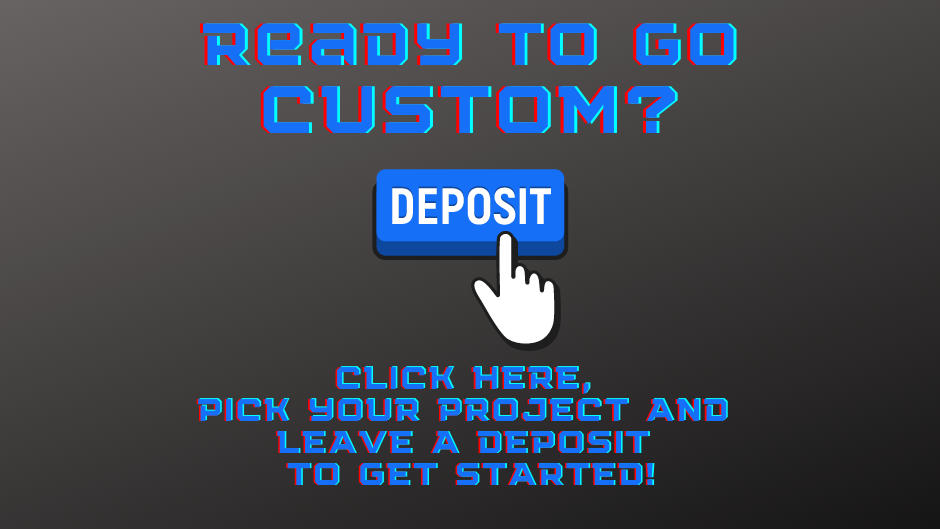 50%  Project Deposit