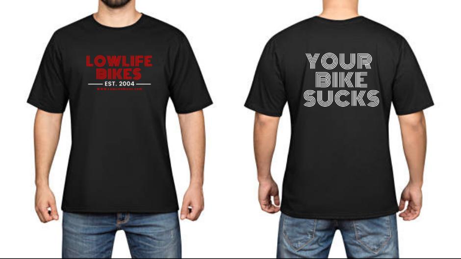 Lowlife Est. 2004 T-shirt