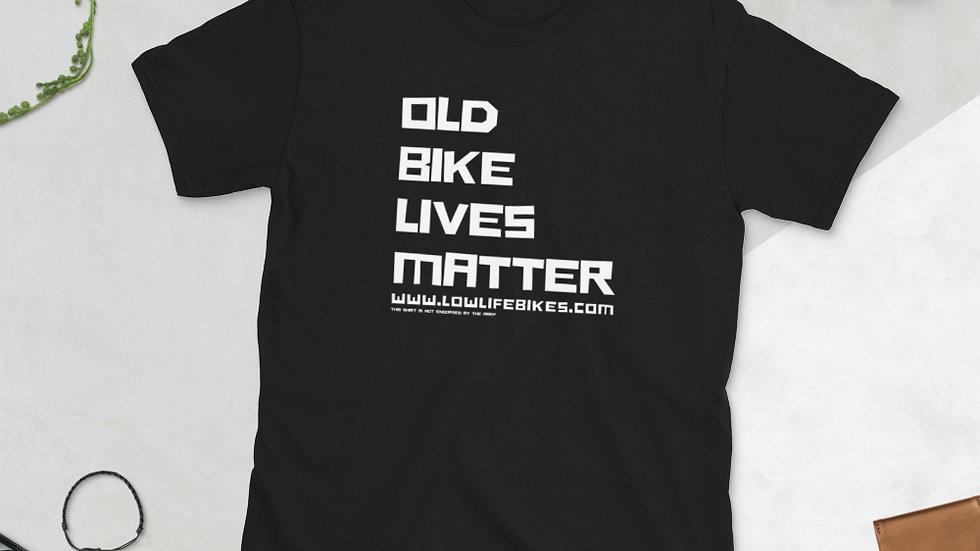 Old Bike Lives Matter-T-shirt
