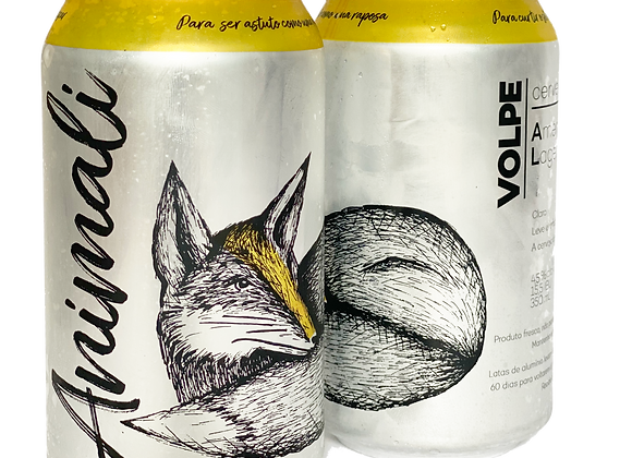 Volpe | Lager | 4 latas