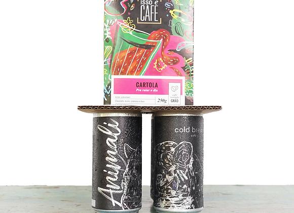 Combo Café | Cartola + Onça