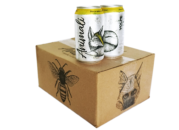 Volpe | american lager | 12 latas