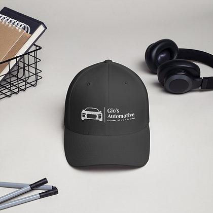 Gio's Branded Flexfit Caps