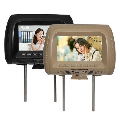 Universal 7 Inch LED Headrest TV Screen. Fits most models