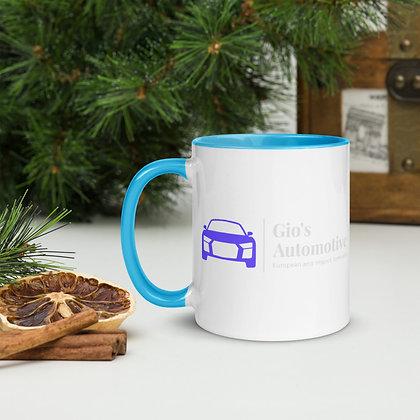 Gio's Branded Coffee Mugs