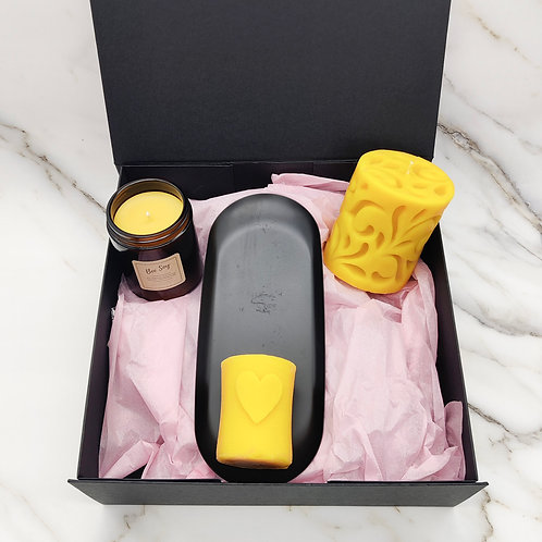 Ultimate deluxe beeswax gift box