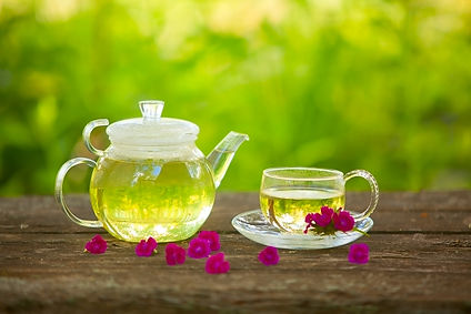 Green Tea In Beautiful Cup.jpg