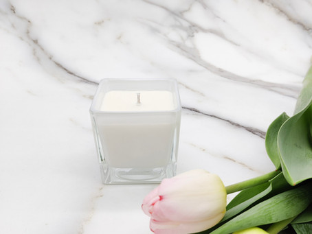 Scented candle testing