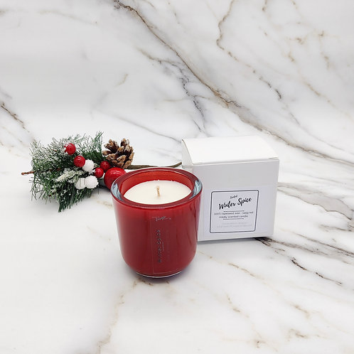 Scented candle - Winter Spice