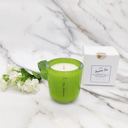 Scented candle - Jasmine Tea