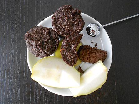 hruško-čoko muffiny 3.JPG