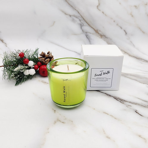 Scented candle - Forest Walk