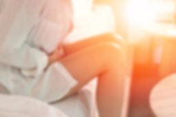 Pelvic pain stomachache medical healthca