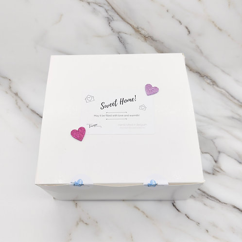 Large paper gift box