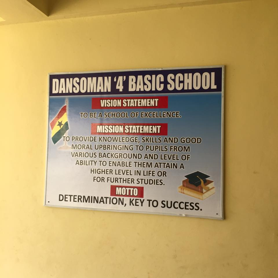 Dansoman Basic School