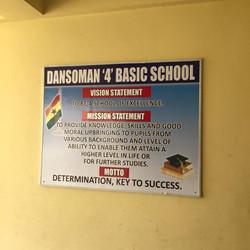 Dansoman Basic School