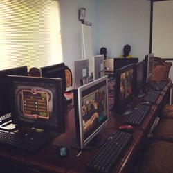 Equity Intl School Computer Lab