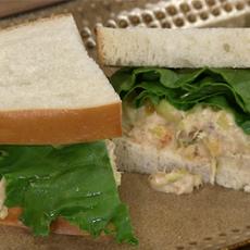 Fish Salad Sandwich or Dip