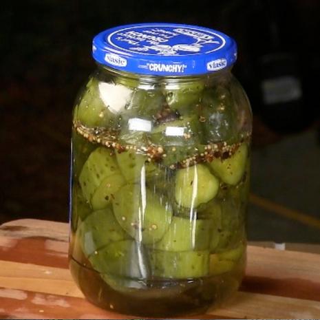 Pickles (Grandma's Sweet Dill)