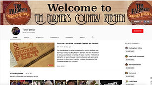 YouTube Tim Farmer's Country Kitchen