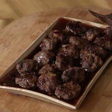 Meatballs (Venison)