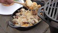 Potatoes - Cheese & Sausage