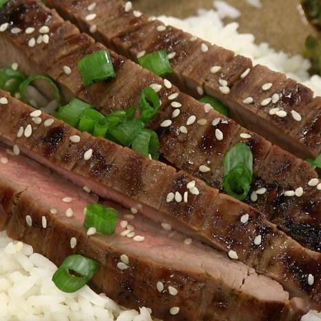 Beef - Flank Steak Marinade