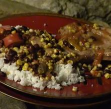Pork Chop (Mexi-Cali)