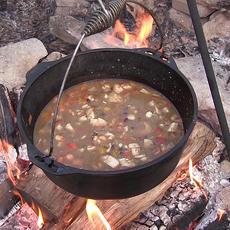 Chicken Verde Soup