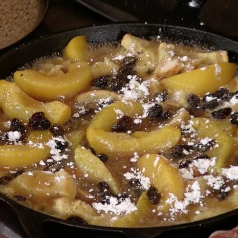 Bread Pudding (Bourbon)