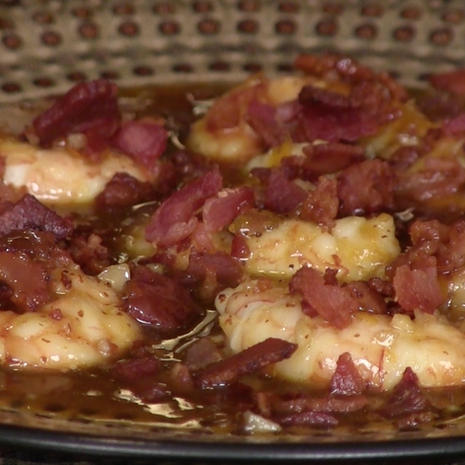 Shrimp & Bacon