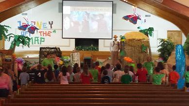Waco Baptist Church - VBS