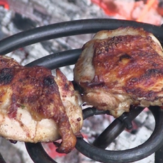 Chicken (Grill Spice Marinade)