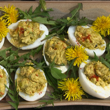 Deviled Eggs (Duck)