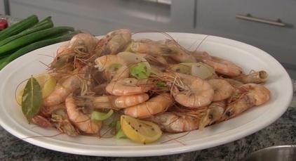 Shrimp (Boiled)