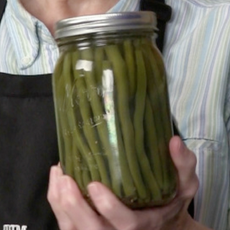 Green Beans (Pickled)