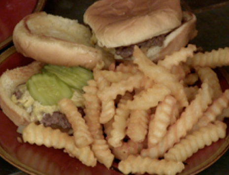 Burgers - Dad's Famous