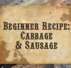 Cabbage & Sausage