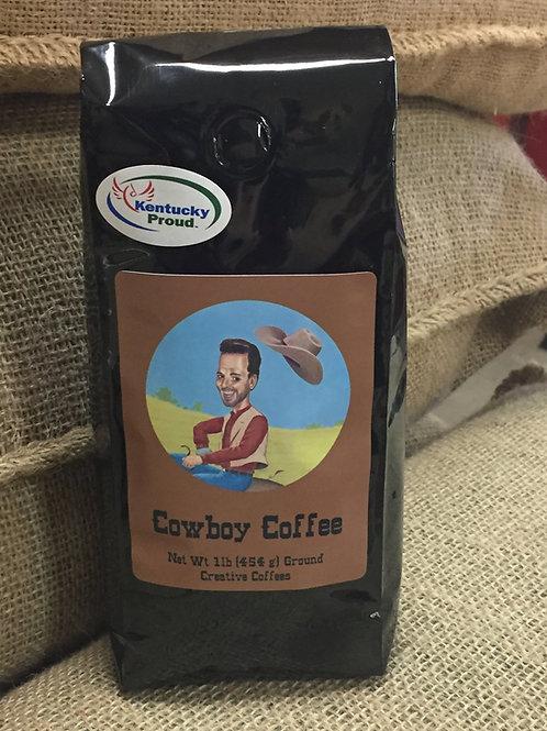 Cowboy Coffee (Breakfast Blend)