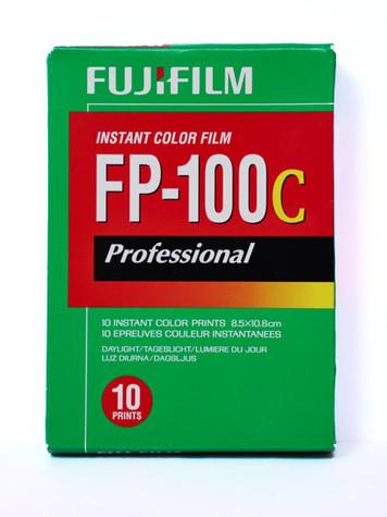 5no. FP 100C Instant Film