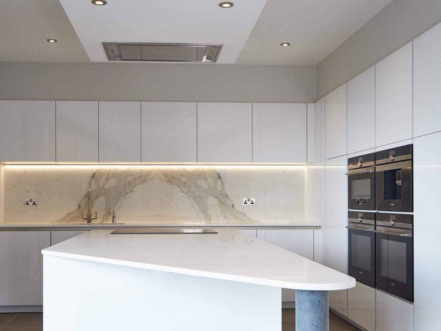Leckhampton kitchen