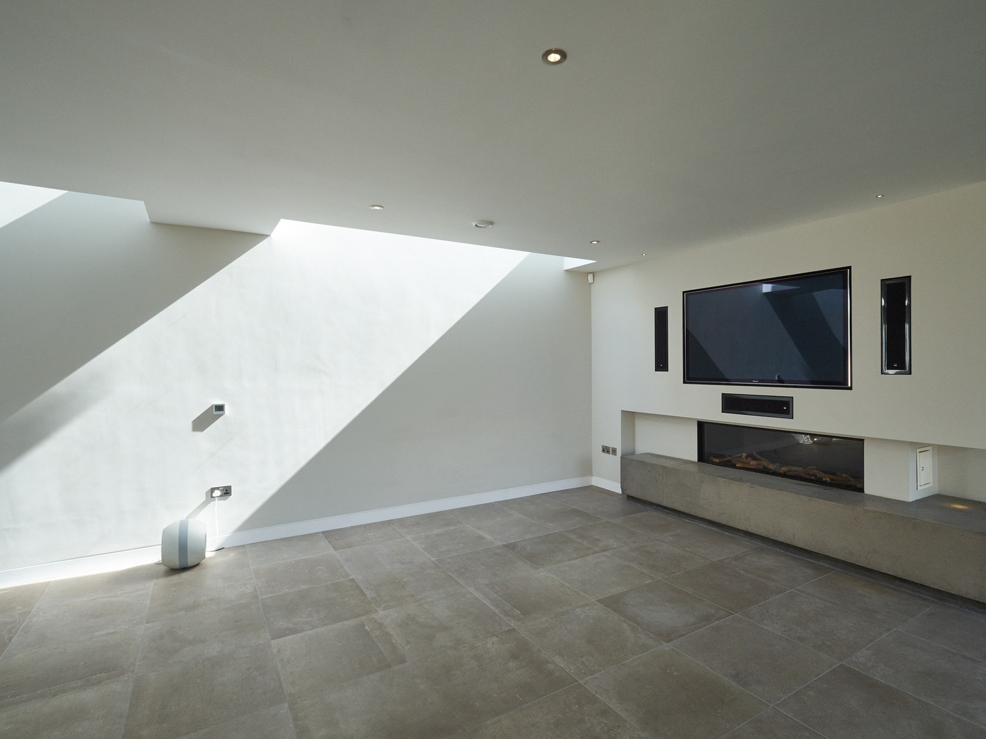 Leckhampton toplit interior