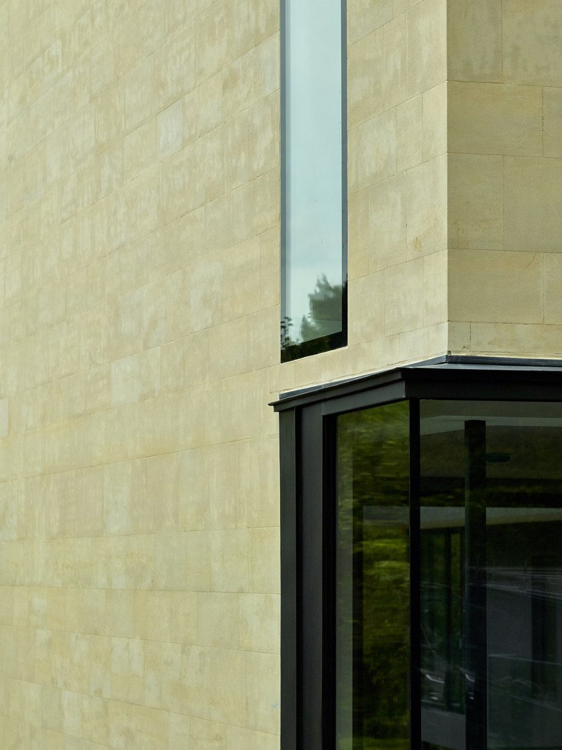 Wenbans corner window