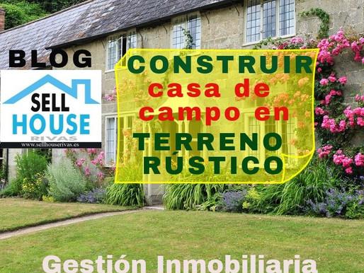 Posibilidad de construir en zona no urbanizada