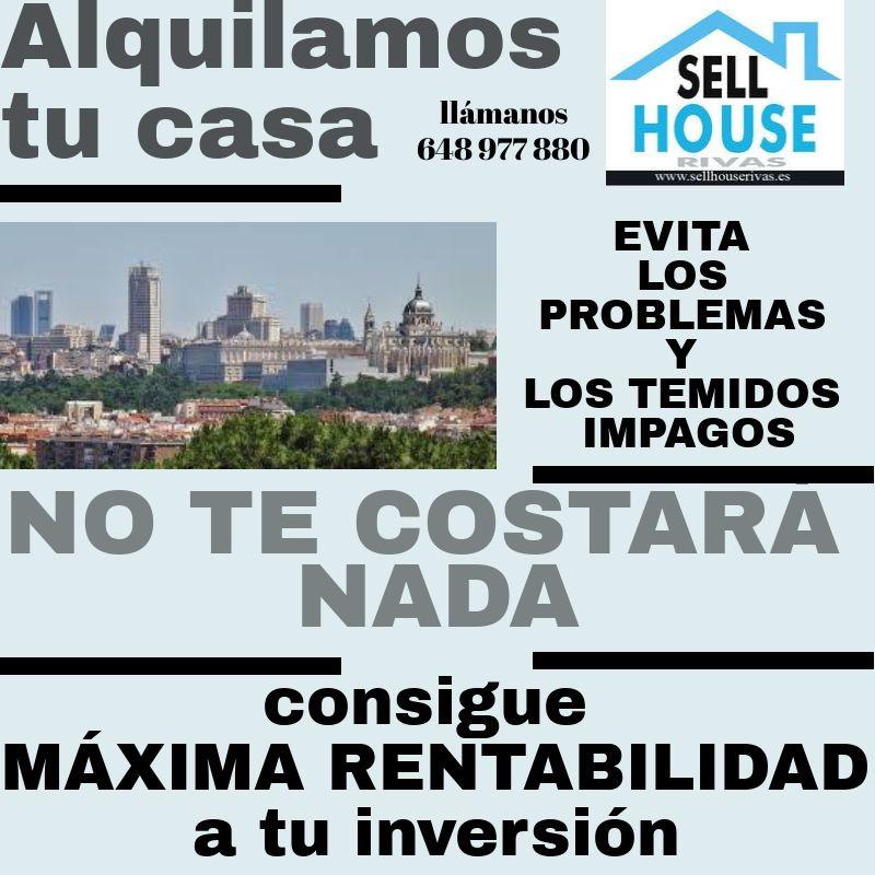 ALQUILER VIVIENDAS EN MADRID