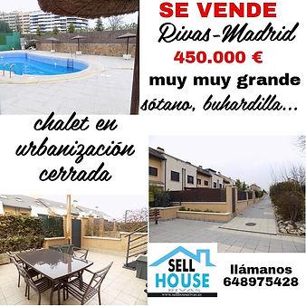 chalet en Rivas. sell house rivas.jpg
