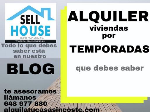 ALQUILER      DE     VIVIENDAS      POR     TEMPORADAS